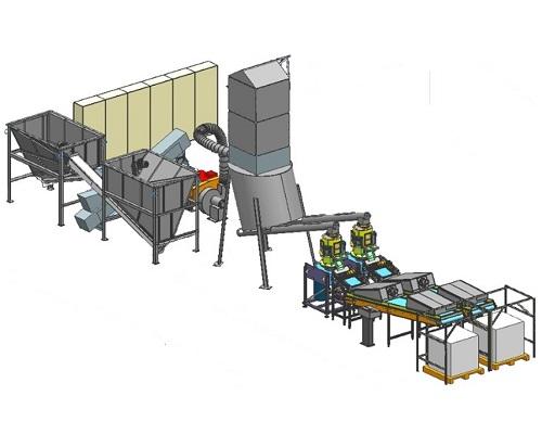 Modish Linia do produkcji peletu - Wood Plus VE61